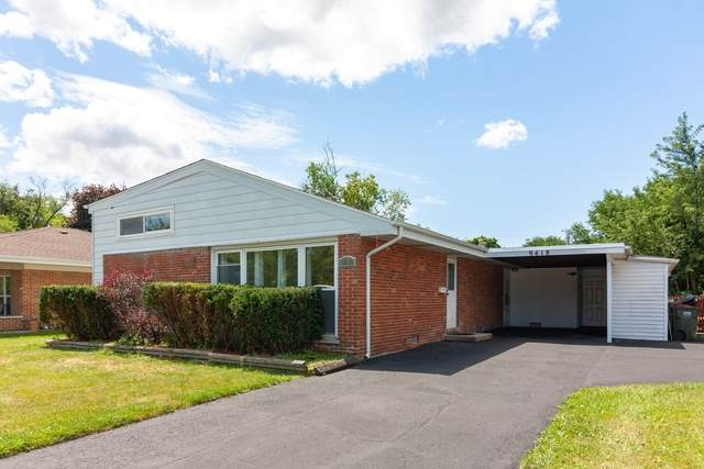 9418 Shermer Road, Morton Grove, IL 60053 (MLS #10809920) :: Property Consultants Realty
