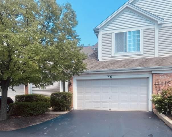 56 W Briarwood Drive, Streamwood, IL 60107 (MLS #10809922) :: Angela Walker Homes Real Estate Group