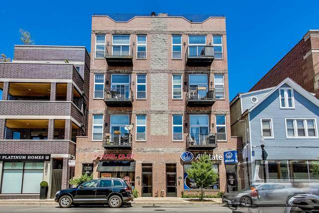 1452 W Fullerton Avenue #2, Chicago, IL 60614 (MLS #10809930) :: Property Consultants Realty
