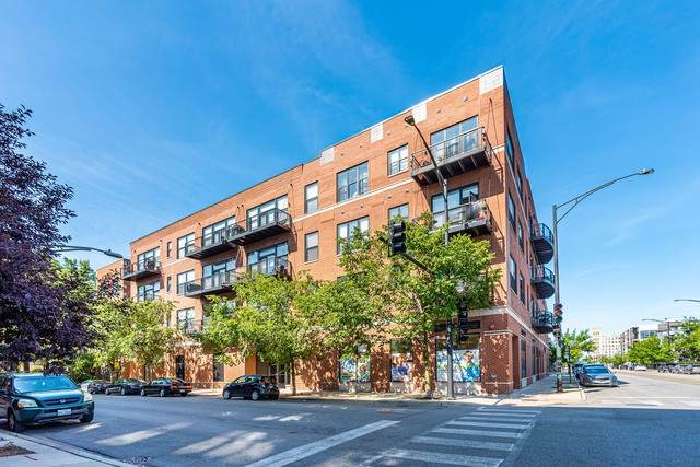 2 S Leavitt Street 409S, Chicago, IL 60612 (MLS #10809938) :: Property Consultants Realty