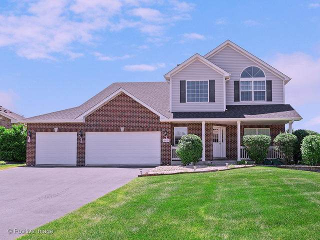 16407 W Ash Lane, Lockport, IL 60441 (MLS #10809942) :: Property Consultants Realty