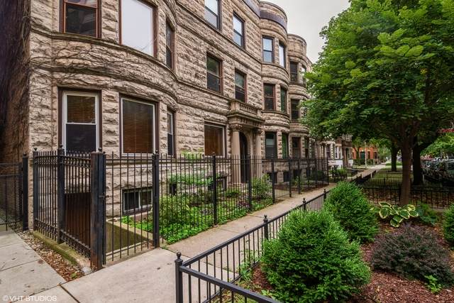 843 W Grace Street 1E, Chicago, IL 60613 (MLS #10809945) :: Property Consultants Realty