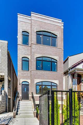824 S Bell Avenue #2, Chicago, IL 60612 (MLS #10809967) :: Property Consultants Realty