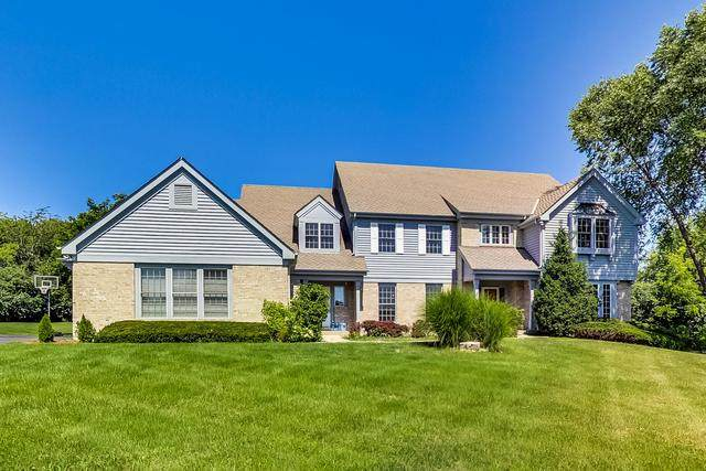 560 Regalia Drive, Inverness, IL 60010 (MLS #10809972) :: Ani Real Estate