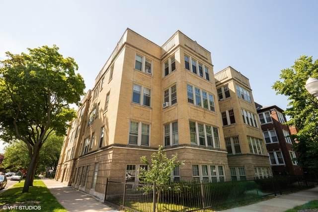 2210 W Winnemac Avenue #1, Chicago, IL 60625 (MLS #10809974) :: John Lyons Real Estate