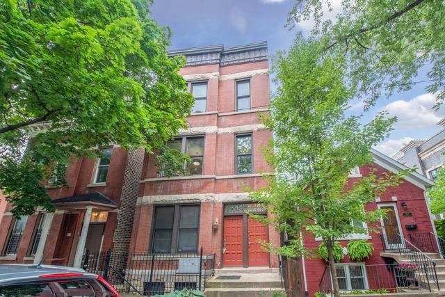 1824 N Wolcott Avenue 2R, Chicago, IL 60622 (MLS #10809980) :: Property Consultants Realty