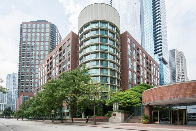 440 N Mcclurg Court #615, Chicago, IL 60611 (MLS #10809998) :: John Lyons Real Estate