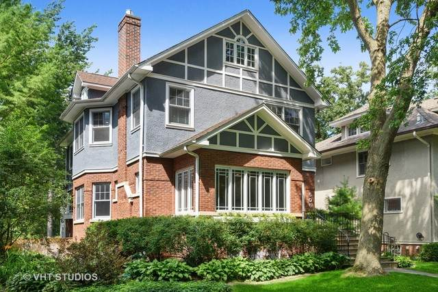 506 Washington Avenue, Wilmette, IL 60091 (MLS #10810031) :: John Lyons Real Estate