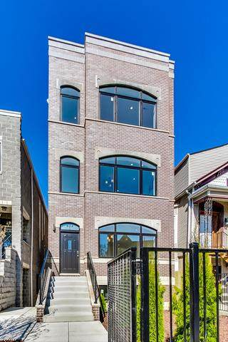 824 S Bell Avenue #3, Chicago, IL 60612 (MLS #10810043) :: Property Consultants Realty