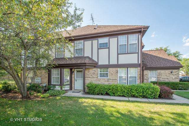 166 White Branch Court, Buffalo Grove, IL 60089 (MLS #10810044) :: John Lyons Real Estate