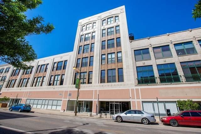 3151 N Lincoln Avenue #301, Chicago, IL 60657 (MLS #10810059) :: Property Consultants Realty