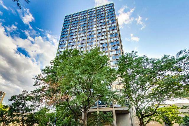 5320 N Sheridan Road #1203, Chicago, IL 60640 (MLS #10810060) :: Angela Walker Homes Real Estate Group