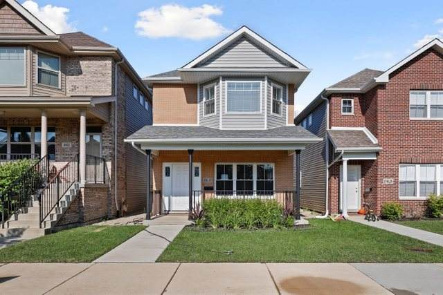 10630 S Martin Street, Chicago, IL 60643 (MLS #10810098) :: Angela Walker Homes Real Estate Group