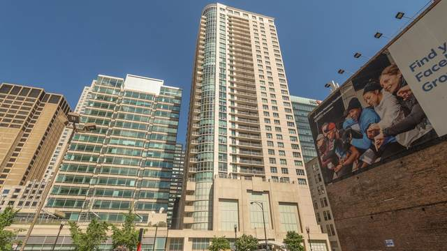 125 S Jefferson Street #804, Chicago, IL 60661 (MLS #10810105) :: Property Consultants Realty
