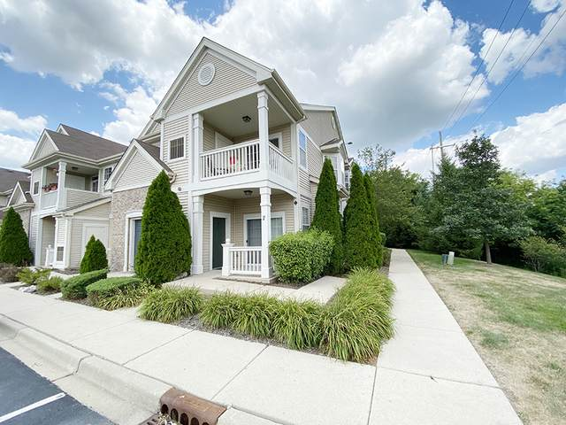 2250 Aurora Drive #7, Pingree Grove, IL 60140 (MLS #10810106) :: Angela Walker Homes Real Estate Group