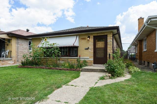 3105 Ruby Street, Franklin Park, IL 60131 (MLS #10810125) :: John Lyons Real Estate
