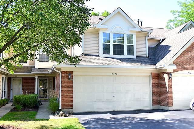 2171 Rob Roy Court 19-C, Hanover Park, IL 60133 (MLS #10810126) :: John Lyons Real Estate