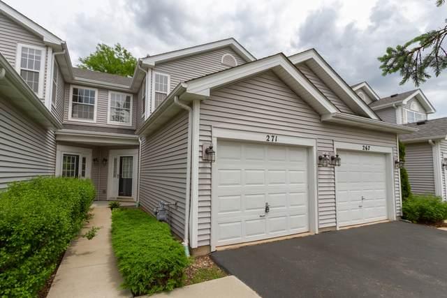 271 Meribel Court, Schaumburg, IL 60194 (MLS #10810195) :: John Lyons Real Estate