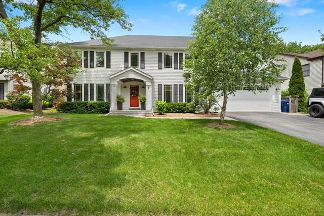 2181 Embden Lane, Wheaton, IL 60187 (MLS #10810221) :: Littlefield Group