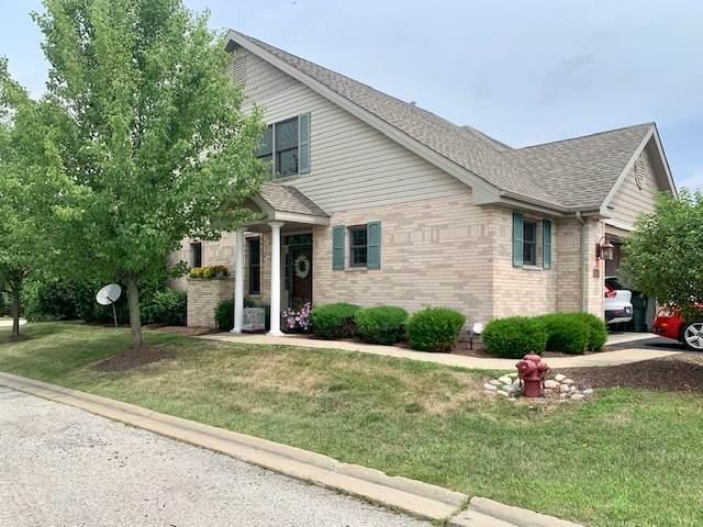 8641 Covington Place, Justice, IL 60458 (MLS #10810225) :: John Lyons Real Estate