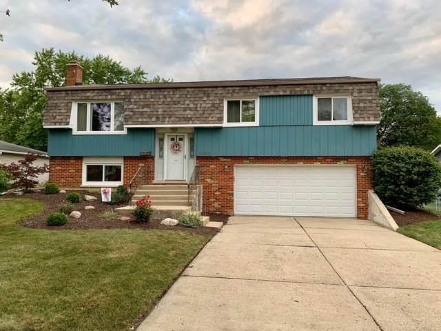 1123 Kent Court, Wheaton, IL 60189 (MLS #10810258) :: Angela Walker Homes Real Estate Group