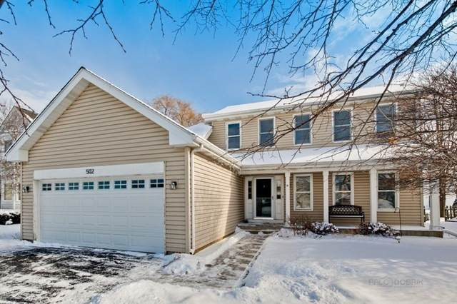 502 Indian Ridge Trail, Wauconda, IL 60084 (MLS #10810265) :: Schoon Family Group
