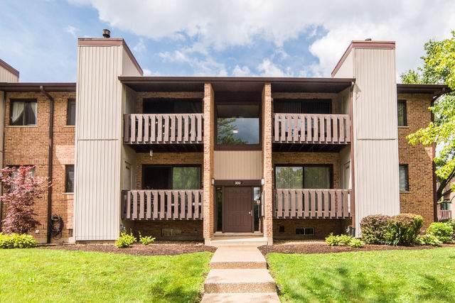 332 Sheridan Road 2C, Willowbrook, IL 60527 (MLS #10810271) :: John Lyons Real Estate
