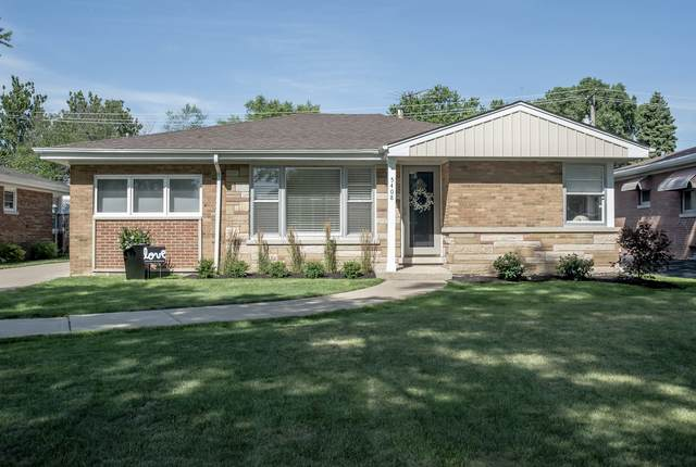 5408 Central Avenue, Western Springs, IL 60558 (MLS #10810293) :: The Wexler Group at Keller Williams Preferred Realty