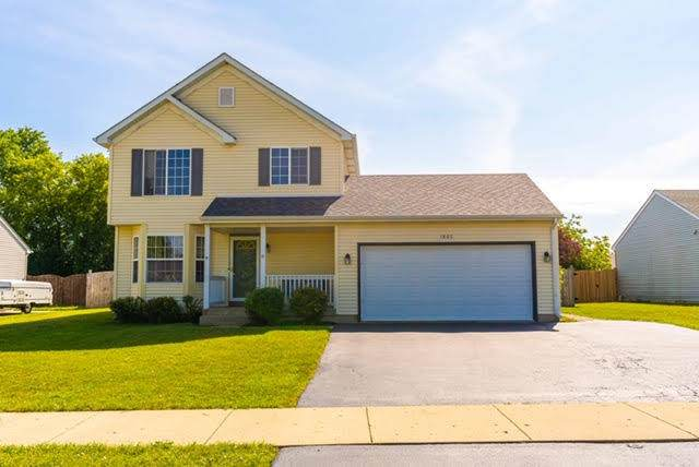 1805 Sunshine Lane, Zion, IL 60099 (MLS #10810296) :: Property Consultants Realty