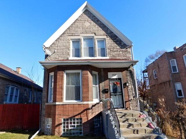 6927 S Hermitage Avenue, Chicago, IL 60636 (MLS #10810328) :: John Lyons Real Estate