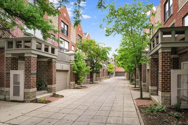 2753 N Wayne Avenue C, Chicago, IL 60614 (MLS #10810337) :: Property Consultants Realty