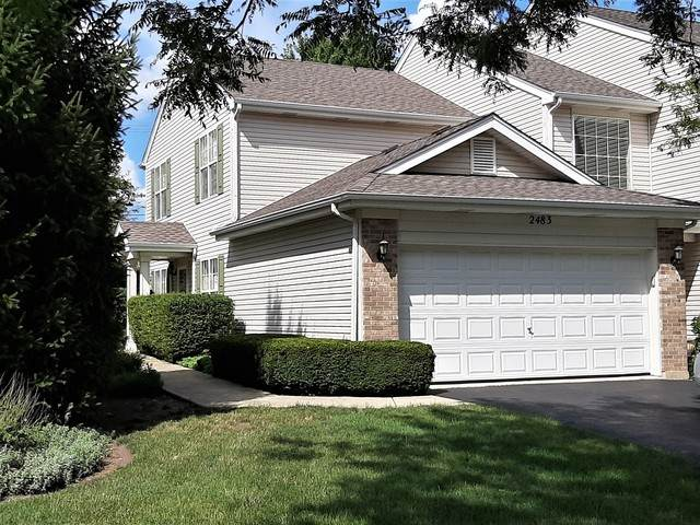 2483 Stoughton Circle, Aurora, IL 60502 (MLS #10810340) :: Angela Walker Homes Real Estate Group