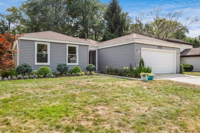 892 Shambliss Lane, Buffalo Grove, IL 60089 (MLS #10810373) :: BN Homes Group