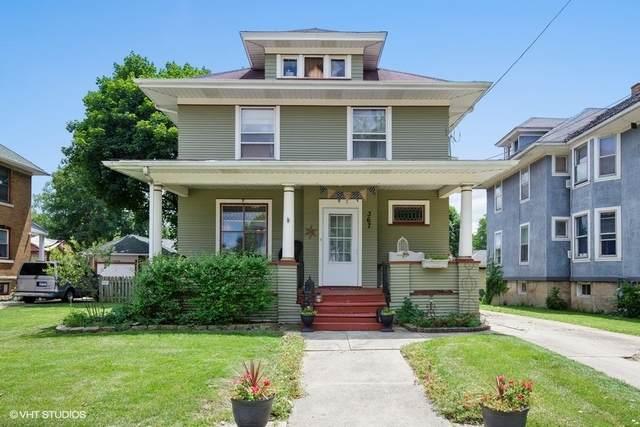 367 Walnut Avenue, Elgin, IL 60123 (MLS #10810410) :: Angela Walker Homes Real Estate Group