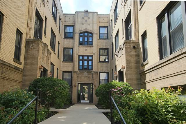 4642 N Albany Avenue 3E, Chicago, IL 60625 (MLS #10810422) :: John Lyons Real Estate