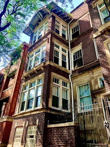 660 E 51st Street 2W, Chicago, IL 60615 (MLS #10810444) :: Angela Walker Homes Real Estate Group