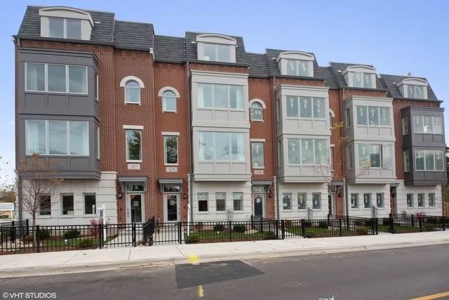 1239 Gateway Court, Northbrook, IL 60062 (MLS #10810498) :: Littlefield Group