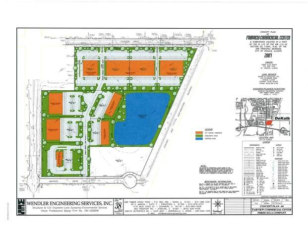 18.6 Acre Lot Fairview Drive, Dekalb, IL 60115 (MLS #10810507) :: John Lyons Real Estate