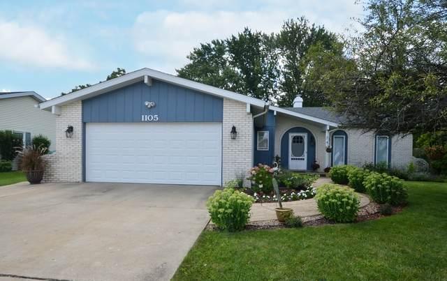 1105 Ridge Road, Shorewood, IL 60404 (MLS #10810617) :: The Wexler Group at Keller Williams Preferred Realty