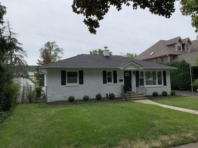 1439 Willow Avenue, Western Springs, IL 60558 (MLS #10810656) :: The Wexler Group at Keller Williams Preferred Realty