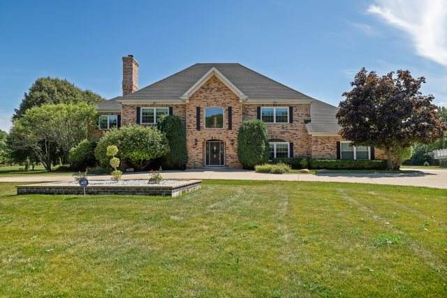 8 Pentwater Drive, South Barrington, IL 60010 (MLS #10810732) :: Helen Oliveri Real Estate