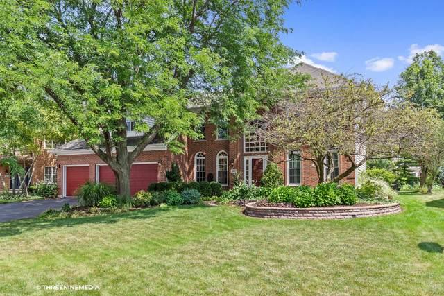 1807 Knapp Court, Wheaton, IL 60189 (MLS #10810751) :: Angela Walker Homes Real Estate Group
