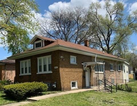14811 Grant Street, Dolton, IL 60419 (MLS #10810770) :: Angela Walker Homes Real Estate Group