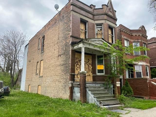 4105 W Cermak Road, Chicago, IL 60623 (MLS #10810789) :: John Lyons Real Estate