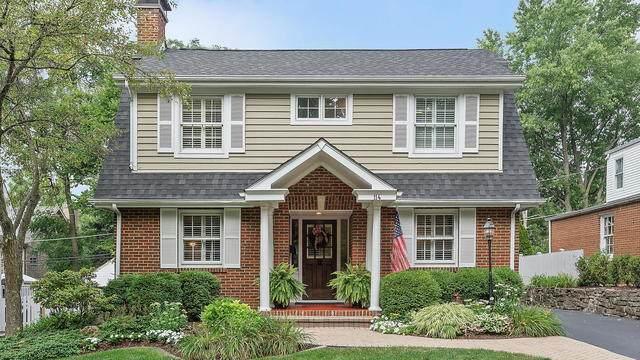 114 N Adams Street, Hinsdale, IL 60521 (MLS #10810809) :: The Wexler Group at Keller Williams Preferred Realty