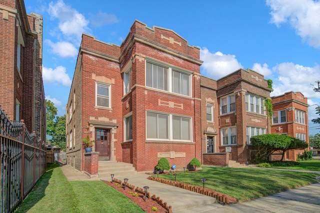 7518 S Paxton Avenue, Chicago, IL 60649 (MLS #10810915) :: Angela Walker Homes Real Estate Group
