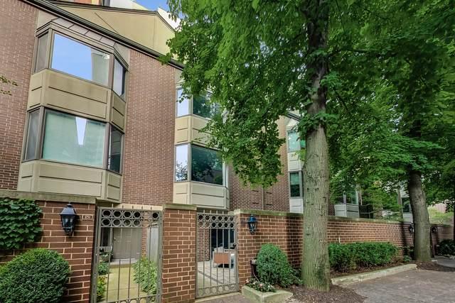 55 W Goethe Street #1249, Chicago, IL 60610 (MLS #10810949) :: Lewke Partners