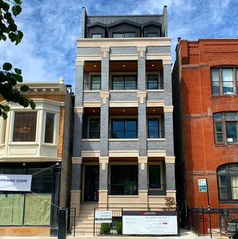 2212 N Halsted Street #2, Chicago, IL 60614 (MLS #10810959) :: Angela Walker Homes Real Estate Group