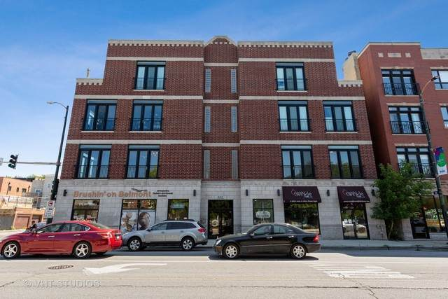 2007 W Belmont Avenue 2N, Chicago, IL 60618 (MLS #10810979) :: John Lyons Real Estate