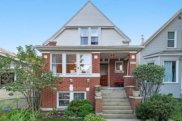 2149 W Farragut Avenue, Chicago, IL 60625 (MLS #10810983) :: Angela Walker Homes Real Estate Group